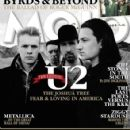 U2 - Mojo Magazine Cover [United Kingdom] (April 2017)