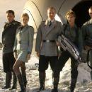 Stephen Hogan as Sky Marshal Omar Anoke in Starship Troopers 3: Marauder (2008) - 454 x 491