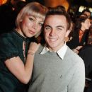 Frankie Muniz and Jamie Grady