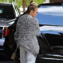 Jennifer Lopez – Out for lunch in Miami