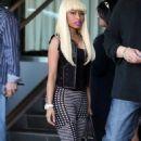 Nicki Minaj: Gearing Up for the Grammys