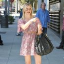Amy Smart - At Spago Restaurant In Beverly Hills, 12 March 2010