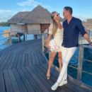 Paris Hilton – On holiday at Four Seasons in Bora Bora