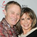 Ted Shackelford and Jess Walton