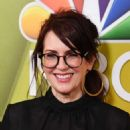 Megan Mullally – 2017 NBC Summer TCA Press Tour in Beverly Hills - 454 x 568