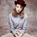 Emma Stone - Vogue Magazine Pictorial [United States] (May 2014)
