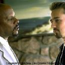 Avery Brooks and Edward Norton in American History X