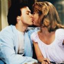 Teri Garr and Michael Keaton