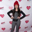 Jenna Ortega – YSBNow Holiday Dinner and Toy Drive in Universial City, December 2018
