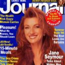 Jane Seymour - Ladies' Home Journal Magazine Cover [United States] (May 1994)