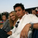 Hayden Panettiere and Stephen Coletti