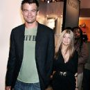 Josh Duhamel and Stacy Ferguson