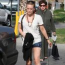 Hilary Duff - Toluca Lake, 2010-01-09