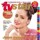 Rose Byrne - TV Star Magazine Cover [Czech Republic] (26 April 2013)