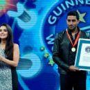 Preity Zinta & Abhishek Bachchan on Guinness World Record Show