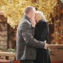 Sean Carrigan and Eileen Davidson