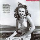 Marilyn Monroe - Biography Magazine Pictorial [Russia] (April 2009) - 454 x 628