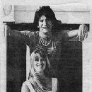 Krissy & Ron Wood