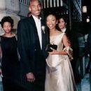 Kobe Bryant and Brandy