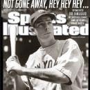 Joe DiMaggio - Sports Illustrated Magazine Cover [United States] (14 March 2011)