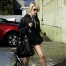 """Jessica Simpson - """"Fitness Factory"""" - L.A. 11.10.06"""