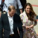 Kate and Wills stop over in Brisbane