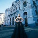 Leonor Varela - Harper's Bazaar Magazine Pictorial [Chile] (March 2018) - 454 x 454