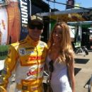 Courtney Bingham & Ryan Hunter-Reay
