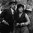 Slim Summerville & Zasu Pitts - 367 x 440