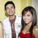 Christian Bautista and Rachelle Ann Go
