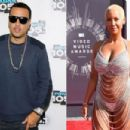 French Montana and Amber Rose