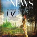 Atlanta de Cadenet Taylor - Harper's Bazaar April 2013 -The World of Oz