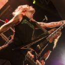 Megadeth & Children of Bodom @ Eatons hill, Brisbane 21/10/2015 - 454 x 302