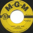 Honky Tonk Blues / Long Gone Lonesome Blues