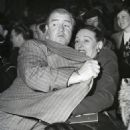 Lou Costello and Anne Battler