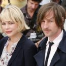 Spike Jonze and Michelle Williams - 454 x 406