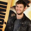 Alex Pettyfer attended the photo call for his movie, I Am Number Four at the Santo Mauro Hotel in Madrid, Spain today, March 16