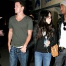Jenna Dewan and Channing Tatum Leaving Paramount Studios in Sydney, Australia (July 19, 2009)