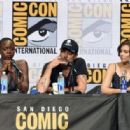 Jeffrey Dean Morgan- July 21, 2017- Comic-Con International 2017 - AMC's 'Fear The Walking Dead' Panel - 454 x 316