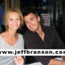 Jeff Branson and Joan Allen
