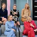 Saoirse Ronan and Florence Pugh – SiriusXM' Town Hall With Little Women in NYC