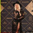 Blac Chyna at The Maxim Hot 100 Party in Los Angeles, California - June 24, 2017 - 454 x 668