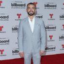Arap Bethke- Billboard Latin Music Awards - Arrivals - 372 x 600