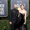 Justin Timberlake and Jessica Biel : 75th Annual Golden Globe Awards - 454 x 303