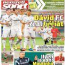 Nemzeti Sport - Nemzeti Sport Magazine Cover [Hungary] (12 August 2014)