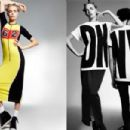 Cara Delevingne for DKNY X Opening Ceremony 2013
