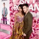 Priyanka Chopra and Nick Jonas : Premiere Of Warner Bros. Pictures' 'Isn't It Romantic - 408 x 600