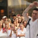 """Maroon 5 Performs On NBC's """"Today"""""""
