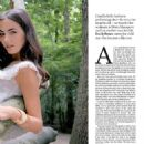 Camilla Belle - Evening Standard Magazine - July 2008