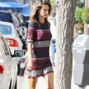 Alessandra Ambrosio – Out and About in L.A. 10/18/ 2016 - 454 x 690